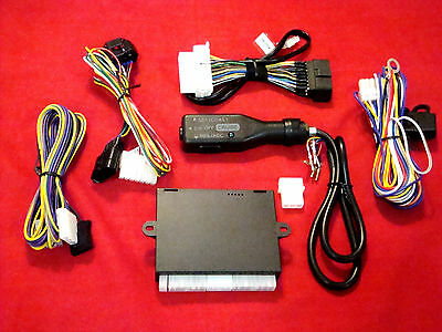 Rostra 2501855 Cruise Control Kit forthe Newer Fit Civic Cube Sentra Versa Soul