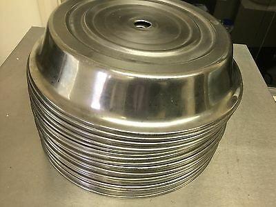 Restaurant Plate Covers Stainless Steel