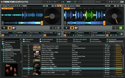 Software DJ Licenza Native Instruments Traktor Scratch Pro 2 Full