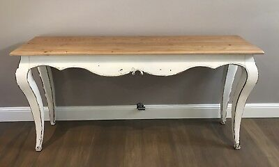 French Provincial Console Table from Domayne RRP $999