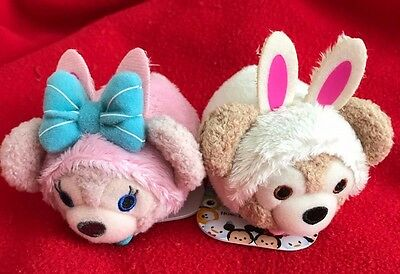 Disney TSUM - Easter DUFFY and SHELLIE MAY Bunnies