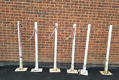 Post And Base Safety Security Queue Crowd Barrier System