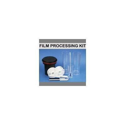 Paterson Film Processing Kit PTP573 - All equipment needed to process 35mm film