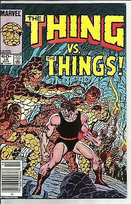 The Thing #16 (Oct 1984, Marvel)