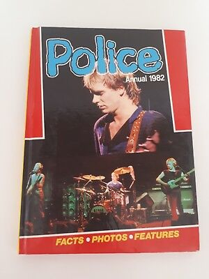 Police Annual 1982 - Collectors' Item