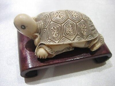 Reproduction Two Sided Turtle Netsuke Mfa Museum Of Fine Arts