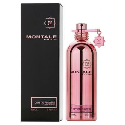 "MONTALE PARIS "" Crystal Flowers "" Eau de Parfum Vapo ml. 100"