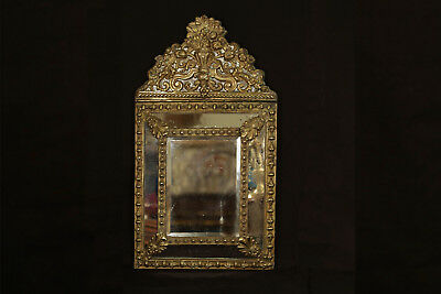 Miroir à Parecloses XIXe Siècle / Mirror parecloses,  19th century