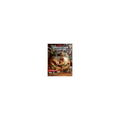 Xanathar's Guide to Everything (Hardcover)