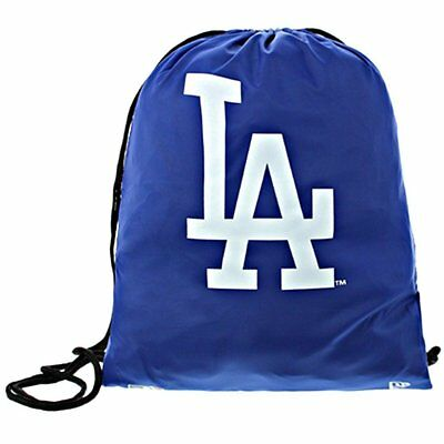 11320808, Saco sport (Gymsack) New Era – MLB Los Angeles Dodgers azul/blanco, Un