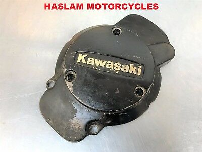 kawasaki gpz305 1989 - 1991 outer generator alternator stator cover