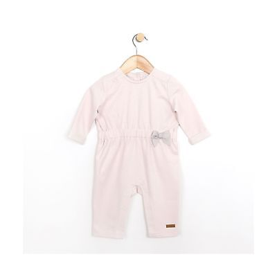 Robeez Baby Girls' Sparkle Coverall Sparkle Pink 12 Months