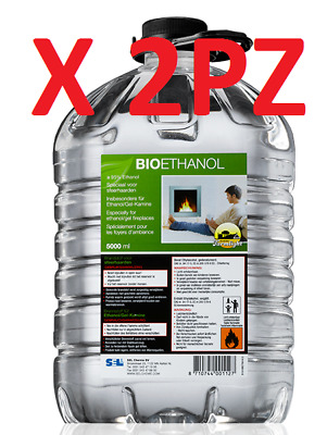 Offerta 2 Bioetanolo Farm Light 5Lt  - 28049 -