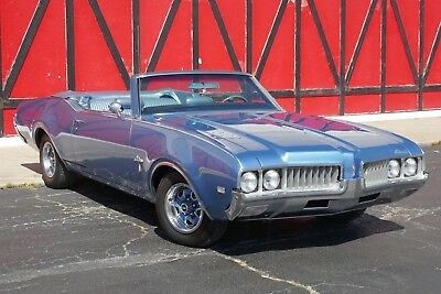 1969 Oldsmobile Cutlass NICE INTERIOR AND PAINT-SOLID UNDERNEATH 1969 Oldsmobile Cutlass -ORIGINAL CONVERTIBLE FUN-VERY RELIABLE-LOW MILES