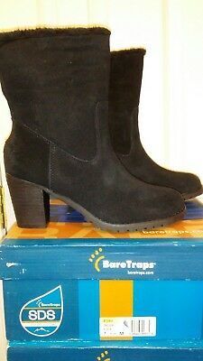 lot of 9 womens Bare Trap boots