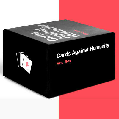 Cards Against Humanity Expansion: Red Box 300 Cards