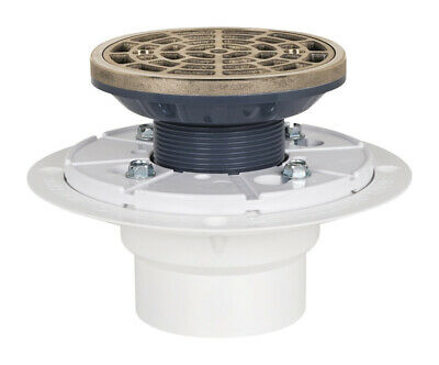 Sioux Chief Shower Pan Drain Pvc 2 ""
