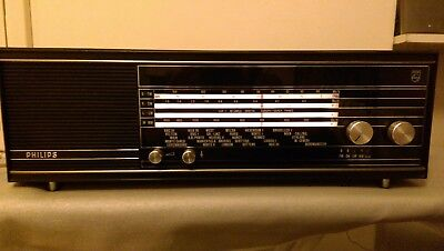 Philips Radio Model 22 RB 382 Vintage 1969