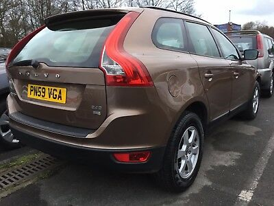 59 Volvo Xc60 2.4 D 175 Drive S 1 Doctor Owner, Rear Entertainment, Nice Thing!