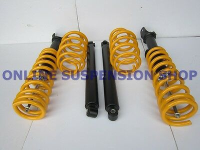 Suits Ford Falcon BA BF KING Spring FORMULA Shock Std Height Suspension Package