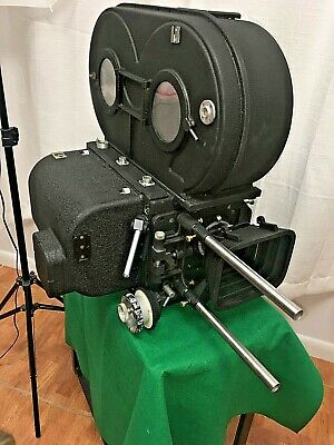 """MITCHELL BNC-R Blimped 35mm Studio Camera from the """"Golden Age"""" of Hollywood!"""