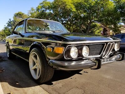 """1970 BMW 2800CS cp 1970 BMW 2800cs, coupe. Hollywood movie car, """"need for speed in 2015"""". E9 !!!!"""