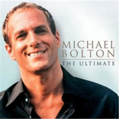 Michael Bolton-The Ultimate  CD NEW