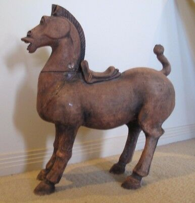 Antique Chinese Terracotta Tang Horse