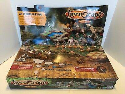 Heroscape Battle Of All Time Master Set 2 Swarm Of The Marro Build Game System