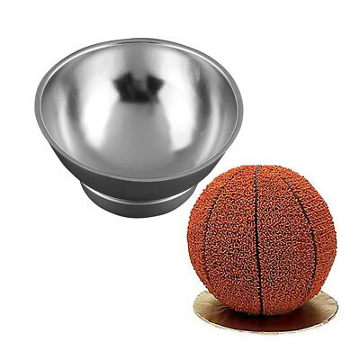 Ball Shaped Round Half Sphere Cake Pan Tin Fondant Decorating Mould Cake Mold
