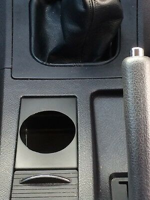 Great Wall X Series Centre console cup holders