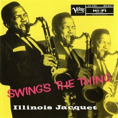 VERVE | Illinois Jacquet - Swing's The Thing 200g 2LPs (45rpm)