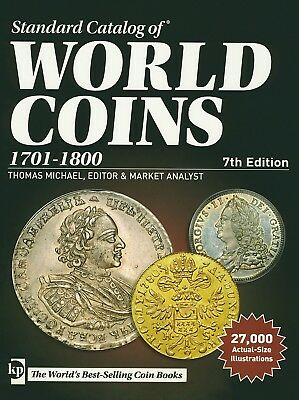Standard Catalog of World Coins 1701 - 1800