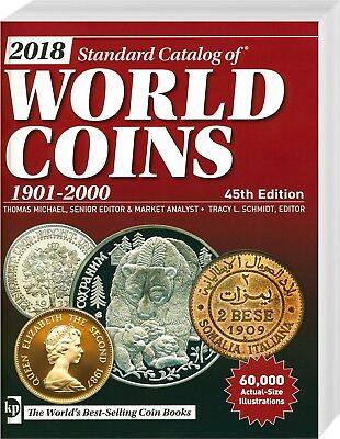 Standard Catalog of World Coins 1901 - 2000