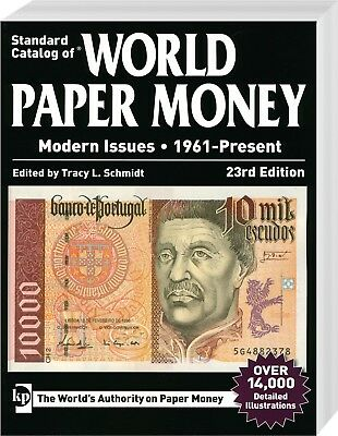 Standard Catalog of World Paper Money, Vol. 3
