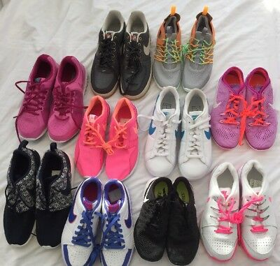 Nike assorted Brand New Trainers Shoes  Surplus Stock Job Lot