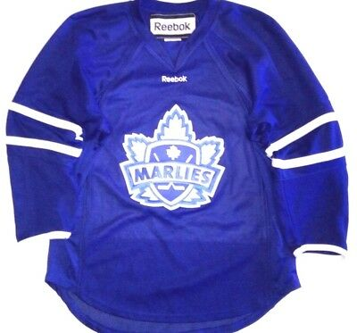 Maillot jersey de hockey sur glace NHL CHL Toronto MARLIES S / 14 ans