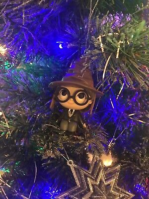 "Harry Potter Sorting Hat Christmas Tree Decoration Hanging Ornament 3"" - Harry."