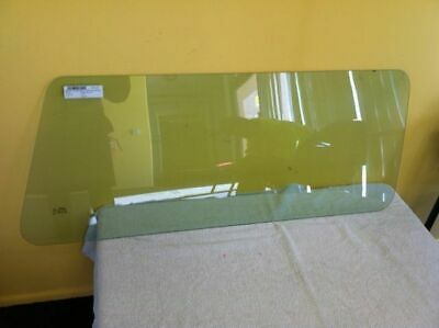 NISSAN PATROL GQ SWB - 2DR HARDTOP 1988>1997 - LEFT or RIGHT SIDE CARGO GLASS -