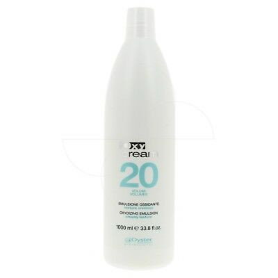Oyster - Oxydant crème  20 volumes - 1000ml