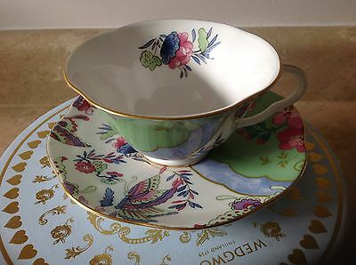Wedgwood Butterfly Bloom Cup and Saucer New in Box