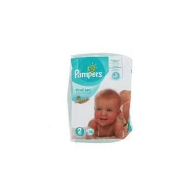 Pampers ProCare Premium Protection Taille 2 (3-6 kg) Couches par 36