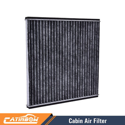 AC CARBONIZED CABIN AIR FILTER For 2002-2006 Toyota Camry Avalon Sienna Solara #