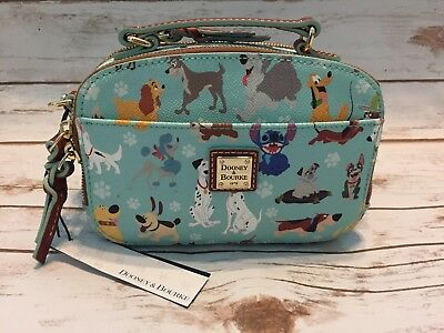 Disney Parks Dogs Dooney & and Bourke Crossbody handbag Purse bag NWT - SOLD OUT