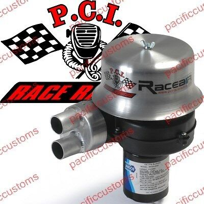Pci Race Air Heavy Duty 150Cfm Dual Helmet Fresh Air System Offroad Racing Rzr
