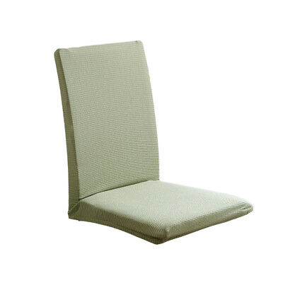 Seat Covers Kitchen Bar Dining Chair Cover Hotel Wedding Decor Olive Green