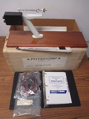 Intelitool Physiogrip for Muscle Physiology