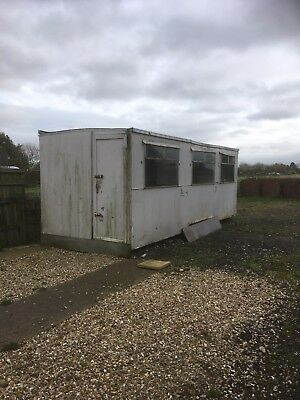 Portable Cabin / Site Office Made By 'mobac'NotPortakabin Or Portacabin