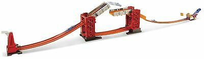 Gioco Hot Wheel Ponte Componibile Delle Acrobazie Track Builder Hot Wheels