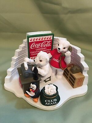 Coke Polar Bear Cubs Collection